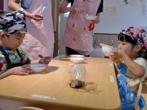 3~5歳児 調理保育7