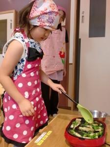 3~5歳児 調理保育6