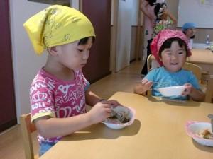 3~5歳児 調理保育5